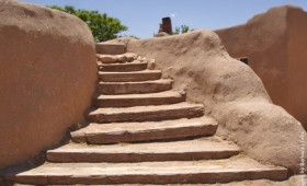 Ceremonial Kiva at Nambe Pueblo